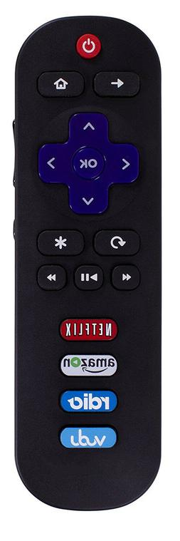 US New RC280 Remote for TCL Ruku TV 49S305 55US57 32S305 32F