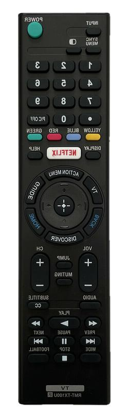 New Universal Replacement Remote Control for All Sony TV Bra