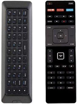ALLIMITY XRT500 Remote Control Replacement for VIZIO TV D24-
