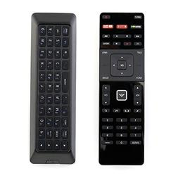 New XRT500 Dual Side Qwerty Keyboard Remote Control fit for